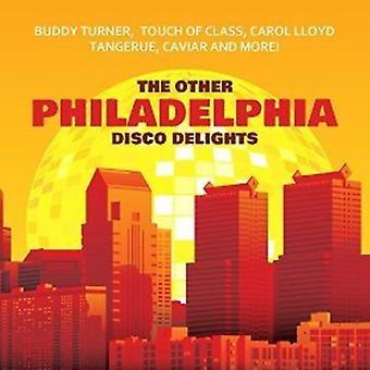 Verschiedene Künstler - import andere Philadelphia Disco Köstlichkeiten [CD] USA