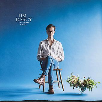 Tim Darcy - lørdag aften [CD] USA Importer