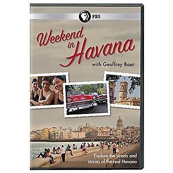 Weekend in Havana [DVD] USA import