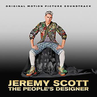 Jeremy Scott: Folkets Designer (Ori - Jeremy Scott: The Peoples Designer (Ori [CD] USA import