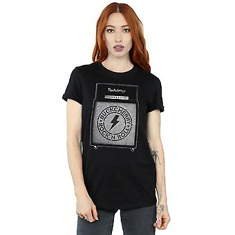 Buckcherry Women's Rock And Roll forstærker kæreste Fit T-Shirt