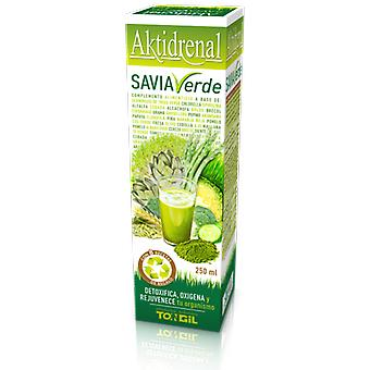 Tongil Savia Aktidrenal Green 250 ml (Diät)