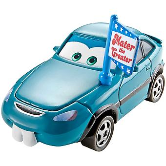 Disney Cars Mater the Greater Bucky Brakedust 1.55 Diecast Car
