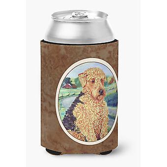 Carolines Treasures  7096CC Airedale Terrier Can or Bottle Hugger