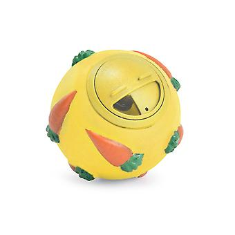 Ancol Pet Products Just 4 Pets Small Animal Treat And Activity Ball