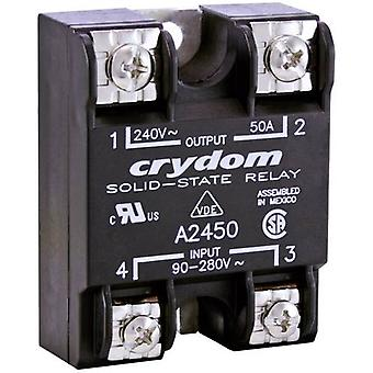 SSR 1 pc(s) Crydom A2450 Current load (max.): 50 A Switching