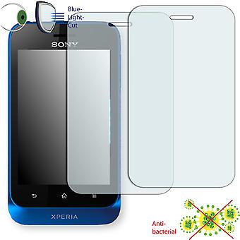 Sony Xperia ST21 display protector - Disagu ClearScreen protector