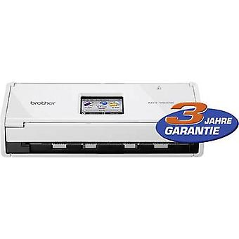 Portable duplex document scanner A4 Brother ADS-1600W 600 x 600