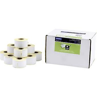 DYMO Labels (roll) 89 x 28 mm Paper White 3120 pc(
