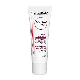 Bioderma Sensibio Rich Cream   LifeandLooks.com
