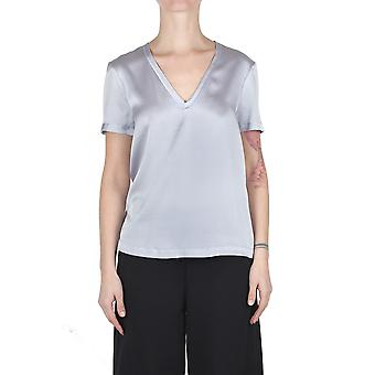 Jucca ladies J2712109 light blue rayon T-Shirt