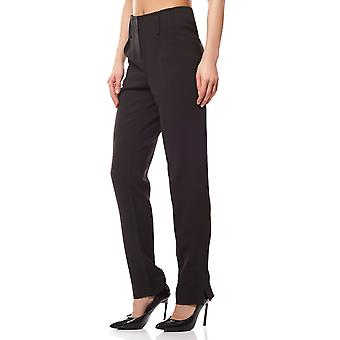 B.C.. best connections by heine women's pleated pants black