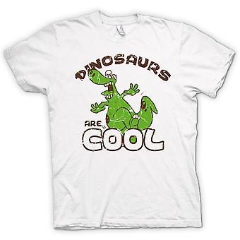 Womens T-shirt - Dinosaurs Are Cool - Funny