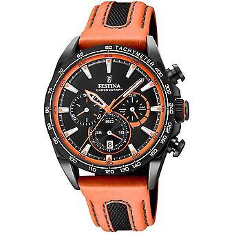 Festina mens watch chronograph F20351/5