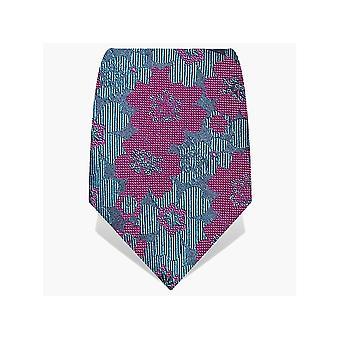 Gresham Blake 100% Silk Flower Tie