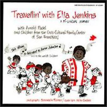 Ella Jenkins - Travellin' met Ella Jenkins [CD] USA import