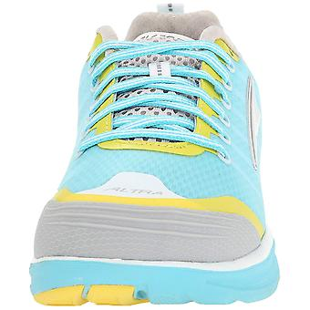 Altra Womens Intuition 2 Fabric Low Top Lace Up Running Sneaker