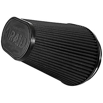 Airaid 722-242 Universal Clamp-On Air Filter: ovale affusolata; 6 pollici (152 mm) flangia ID; 8 in (203 mm) altezza; 9,156 in x 7.