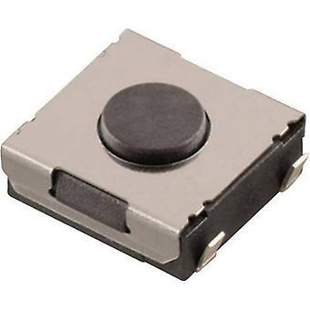 Würth Elektronik WS-TSW 430483025816 Pushbutton 12 Vdc 0.05 A 1 x Off/(On) momentary 1 pc(s)