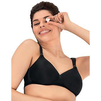 Anita Maternity 5070-001 Women's Miss Anita Black Underwired Maternity Nursing Bra