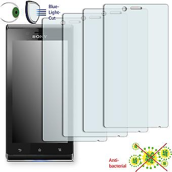 Sony Xperia ST26i screen protector - Disagu ClearScreen protector