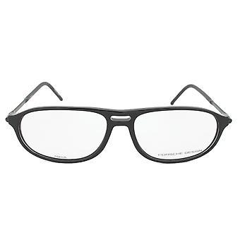 Porsche Design P8138 C Oval | Black| Eyeglass Frames