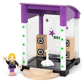 Brio World Singing Stage