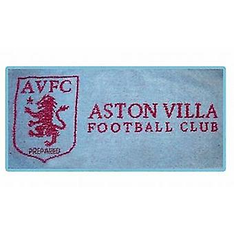 Aston Villa Fc Cotton Bar Towel