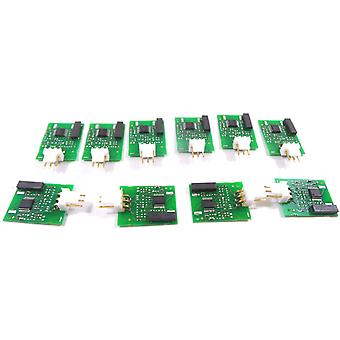 Polar 94037404 RE07S PLNI NC M2034 Wireless Receiver Module Non-coded Lot 10Pcs