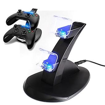 Dual laadstation station/docking voor Xbox One
