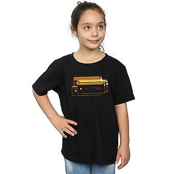 The IT Crowd Mädchen Fehler Bildschirme T-Shirt