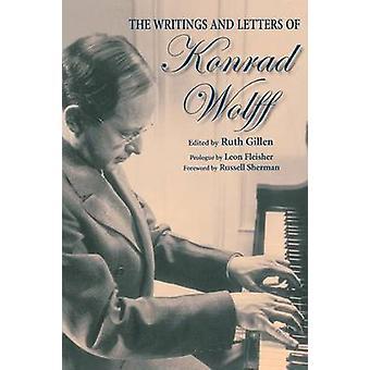Os escritos e cartas de Konrad Wolff (nova edição) por Ruth Gilen