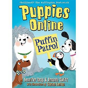 Puffin patrulje af Amanda Swift - Jennifer grå - Steven Lenton - Jot D