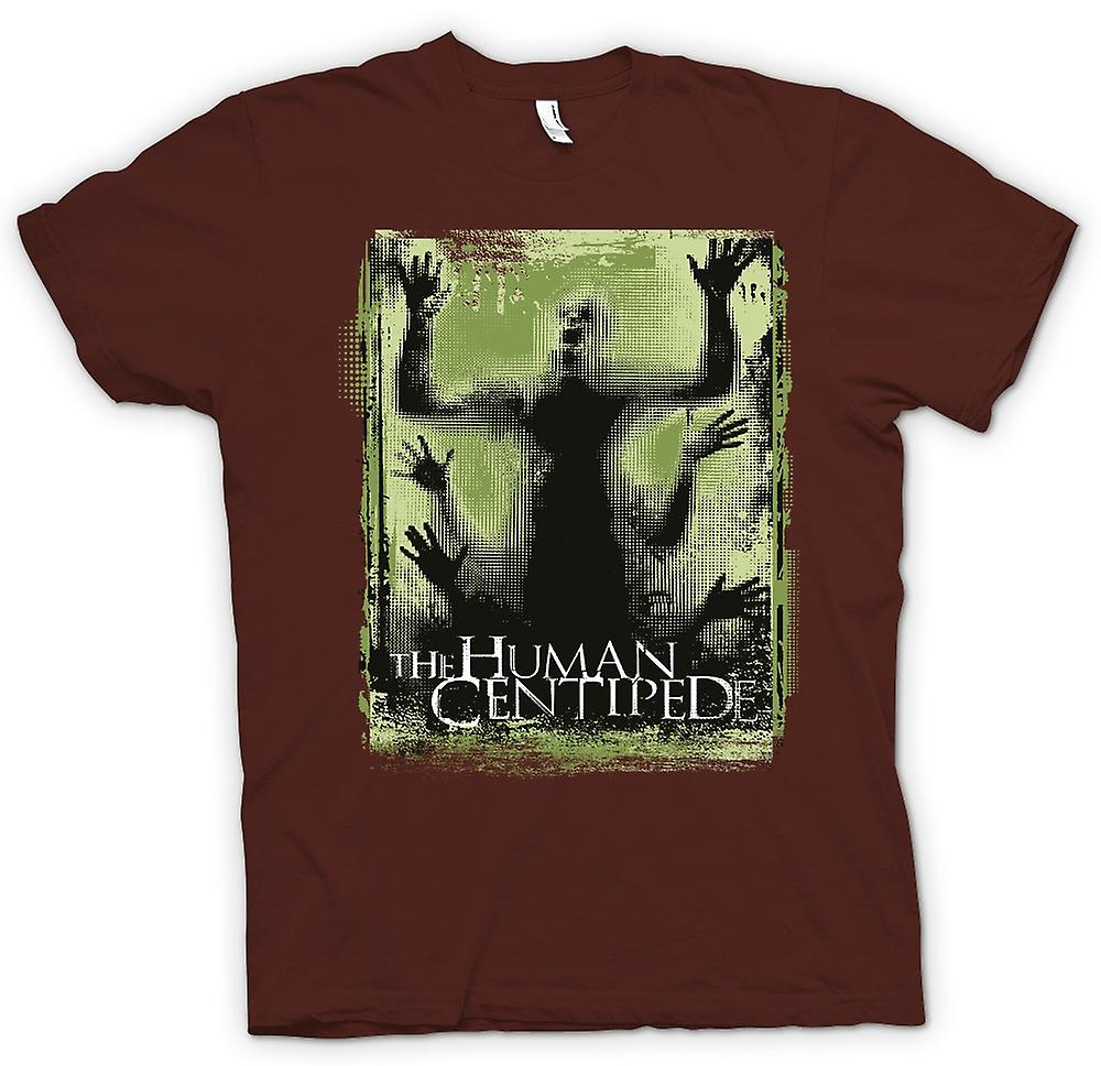 Hommes T-shirt - The Human Centipede - Film