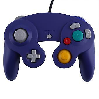 Wii Gamecube-Controller &-blau
