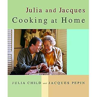 Julia och Jacques matlagning hemma