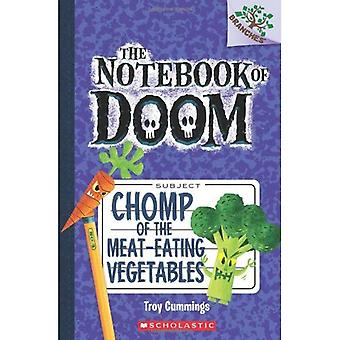 The Notebook of Doom #4: Chomp of the Meat-Eating Vegetables