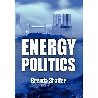 Energy Politics [With Bookmark]