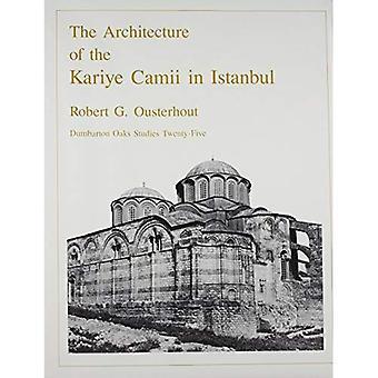 De architectuur van het Kariye Camii in Istanboel (Dumbarton Oaks Studies)