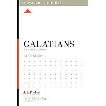 Gálatas: Um estudo de 12 semanas (sabendo que a Bíblia)
