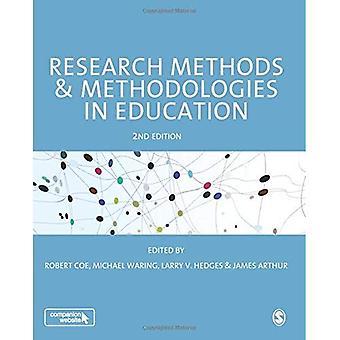 Méthodes de recherche et des méthodologies dans l'enseignement