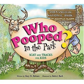 Who Pooped in the Park: Shenandoah National Park