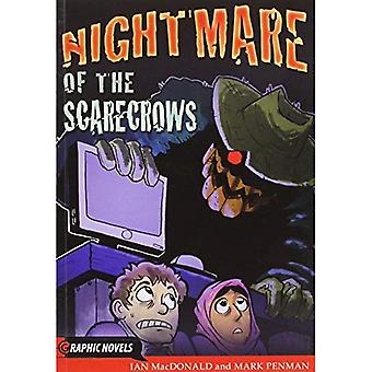 Nightmare of the Scarecrows (Graphic Novels)
