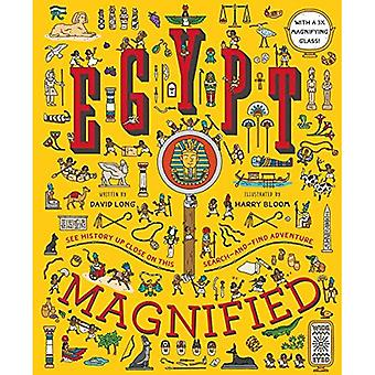 Egypt Magnified: With a 3x� Magnifying Glass