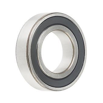 NSK 6007Ddu Rubber Sealed Deep Groove Ball Bearing 35X62X14Mm