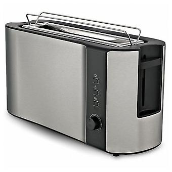 Silver toaster COMELEC TP1726 1000W