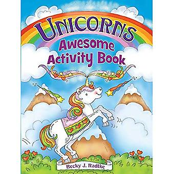 Unicorns Awesome Activity Book