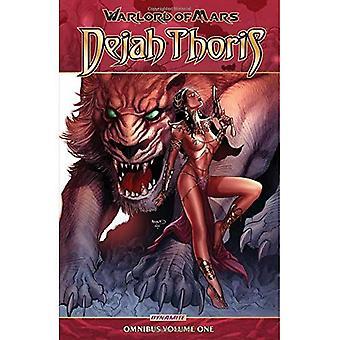 Warlord of Mars: Dejah Thoris Omnibus: Vol. 1