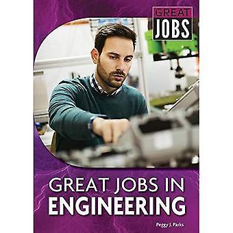 Great Jobs in Engineering