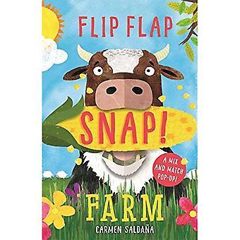 Flip Flap Snap: Bauernhof